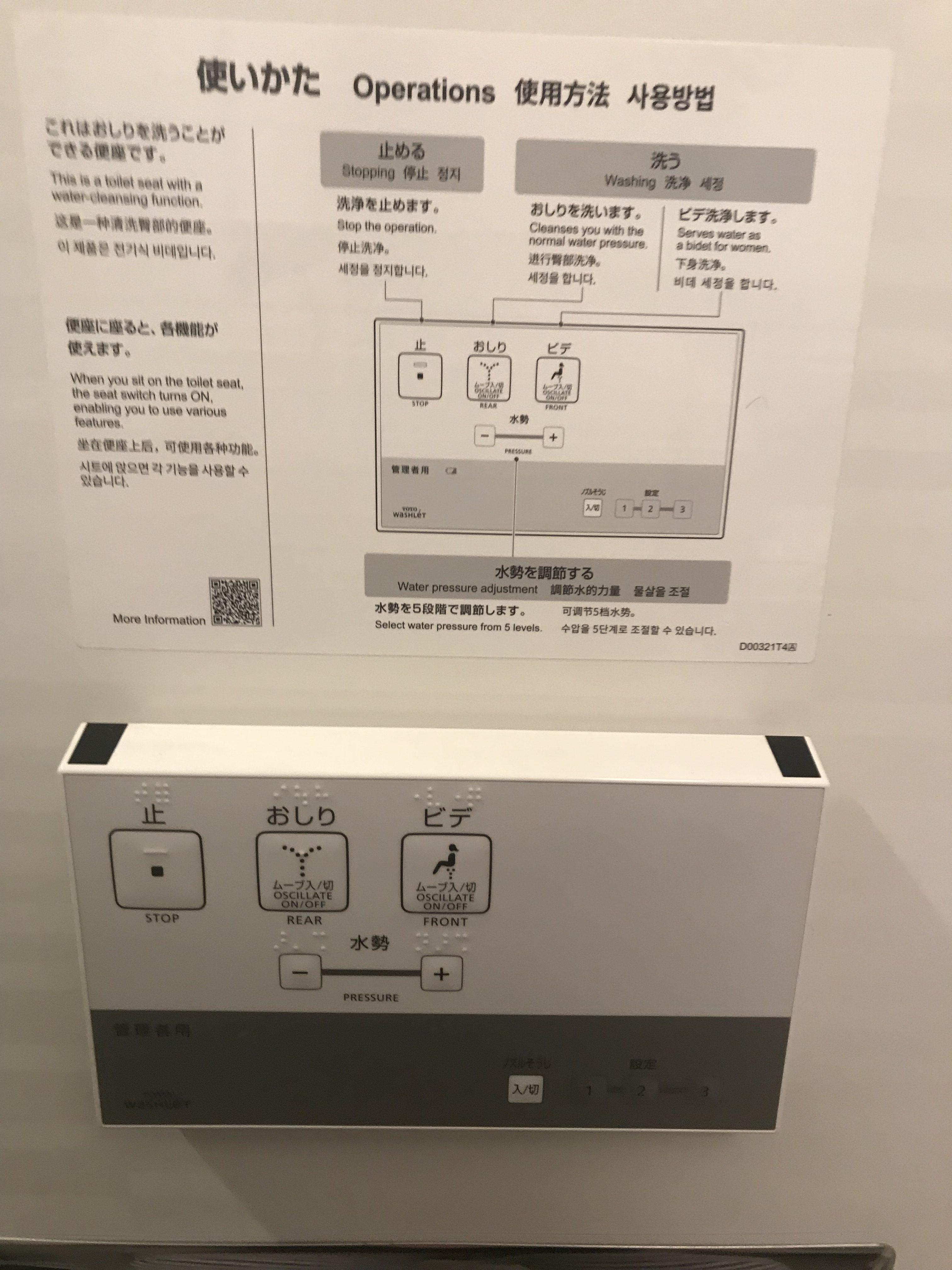Japanese Loo!